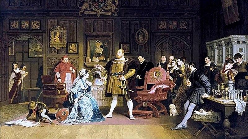 Генрих VIII Тюдор | 1 | • Наталия Басовская