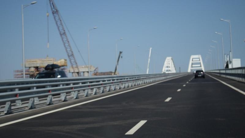 Крымский Мост 13.08.2018