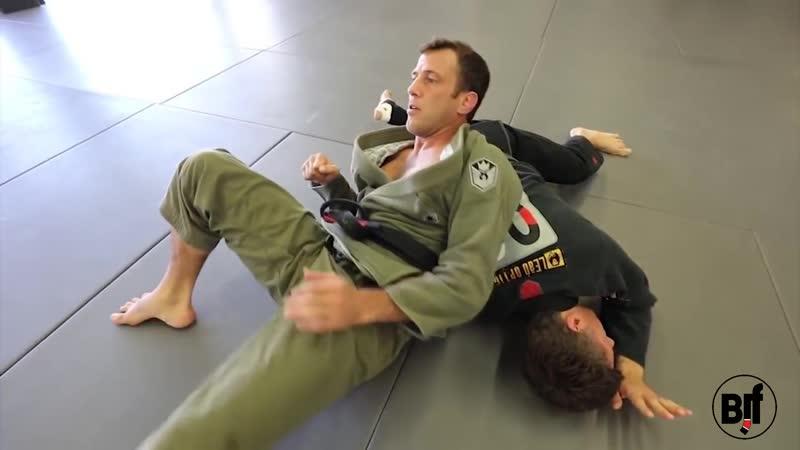 Eduardo Telles - Arm lock from Turtle Guard