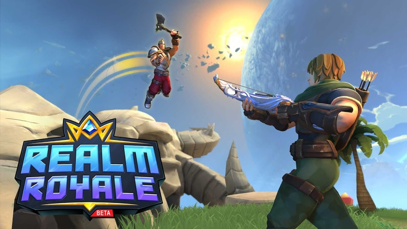 Realm Royale Founders Pack Available Now on PS4 and Xbox One!