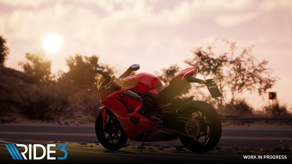 Видеоигру Ride 3 анонсируют 8 ноября (трейлер)