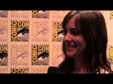 Geeking Out: Comic Con Interview with Jessica Stroup (Max Hardy) on the Following