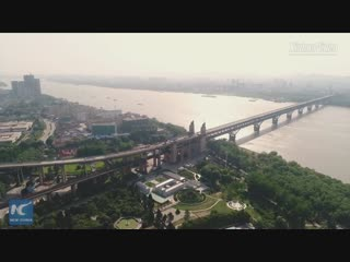 Нанкинский мост над Янцзы готов к открытию после реставрации!