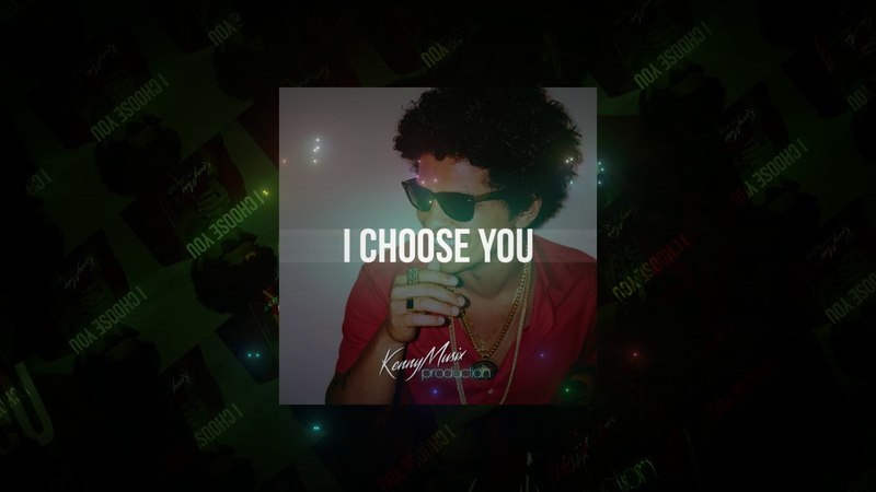 (FREE DL) Bruno Mars Type Beat - I Choose You | Funk | Pop | prod by KenNYMusix x Diamond Style