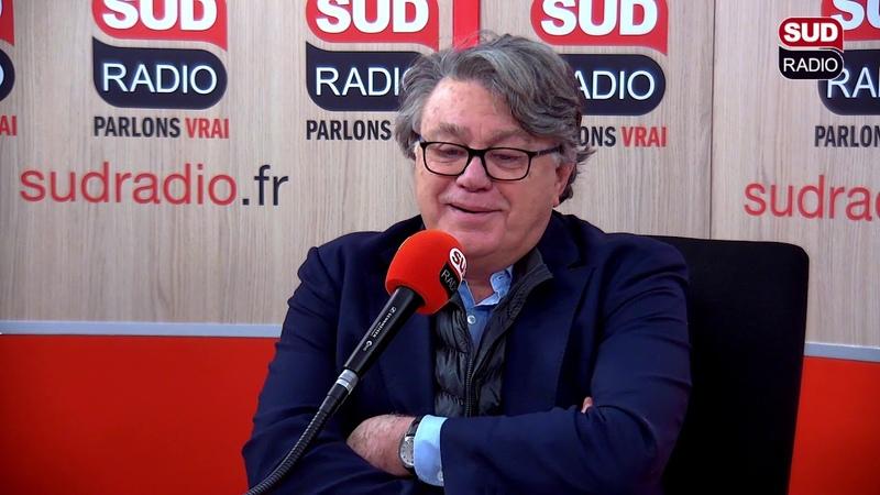 🌅 Le Petit Déjeuner Politique Sud Radio - Gilbert Collard