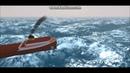 Mv Edmund Fitzgerald Гибель легендарного судна-компьютерная реконструкция
