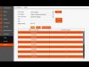 Интеллектуальная функция Пересечение линии в камерах Optimus IP-P серии Starvis