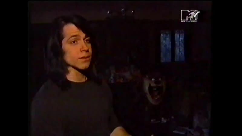 Danzig Interview MTV Headbangers Ball 1994