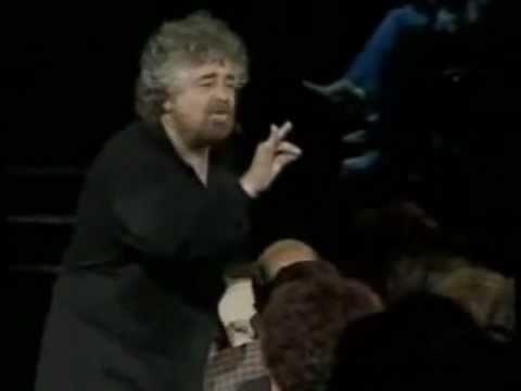 Beppe Grillo La Truffa delle Banche
