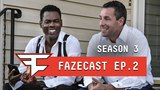 CHRIS ROCK &amp ADAM SANDLER TAKEOVER FAZE CLAN - #FaZeCast S3E2