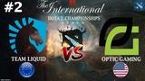 Liquid vs OpTic #2 (BO3) The International 2018