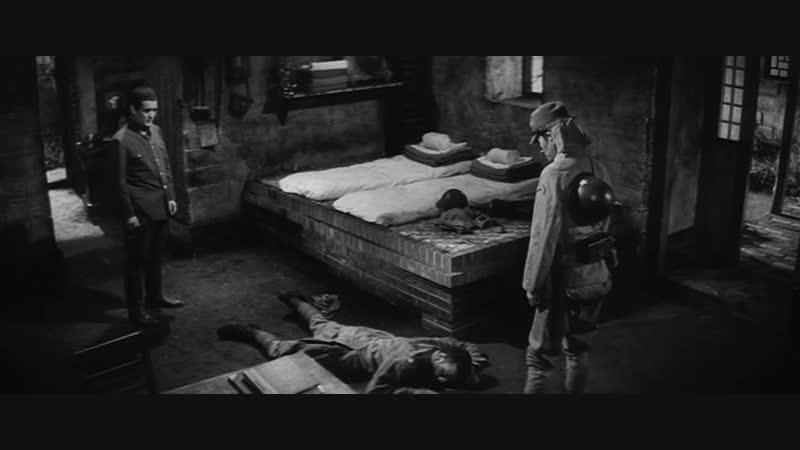 УДЕЛ ЧЕЛОВЕЧЕСКИЙ 2 1959 драма Масаки Кобаяси 720p