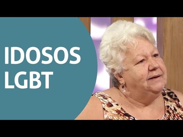 Idosos LGBT - Sou 60
