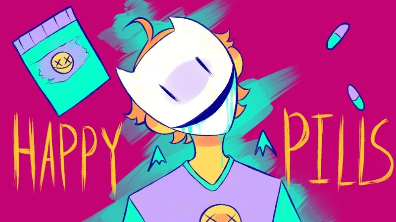 HAPPY PILLS Animation MEME