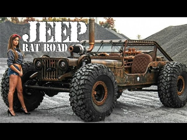 Jeep Willys Brutality RAT
