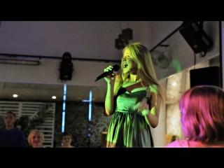 Певица на свадьбу Фролова Елизавета
