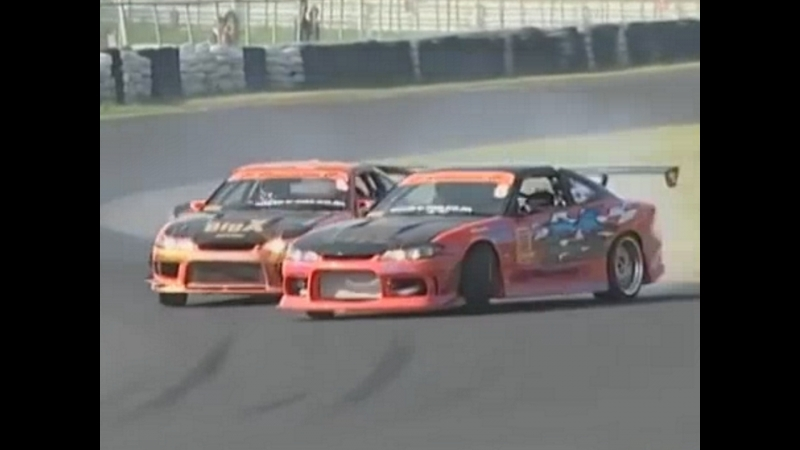 ADVAN Drift Meeting 2004 Rd.3 at Tsukuba Circuit.
