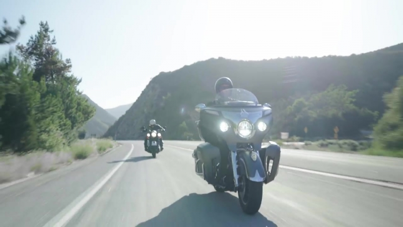 Ride Enhancing Technology Indian Motorcycle