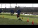 Тараз U21 . Видео с тренировки