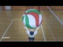 Русский реп про Волейбол Haikyuu Аниме AMV mp4