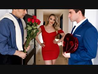 AJ Applegate (Earning My Valentine / ) [2019, Anal,Athletic,Big Ass,Blonde,Blowjob (POV),Bubble Butt,Caucasian]