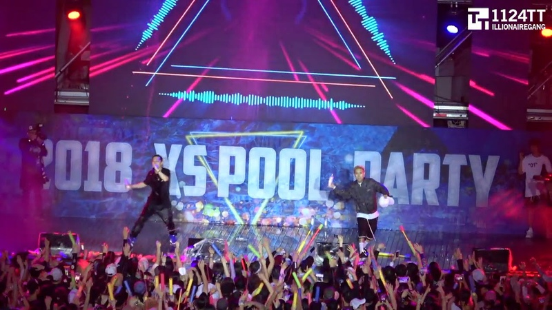 180720 I'm 1LL - The Quiett, Dok2 (2018 XS POOL PARTY)