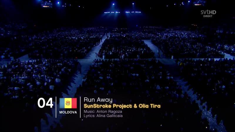 [v-s.mobi]Оля Тира ft SunStroke Project - Run Away (Молдавия) (Евровидение 2010).mp4