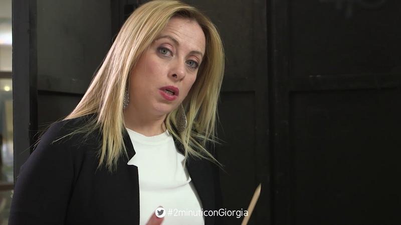 2 minuti con Giorgia - Come si vota