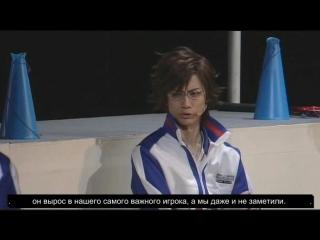 Final Match Rikkai First - Honpen - Main Cast ShitenB - Act II