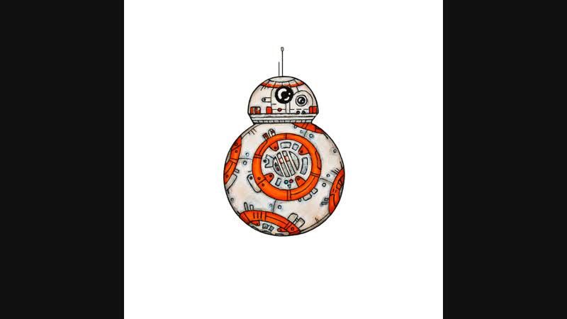 ⚾⚾⚾ BB-8 ⚾⚾⚾