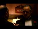 Знаменитая сцена с доном Корлеоне - Крестный отец