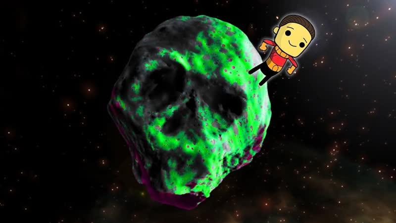 EugeneSagaz Когда Астероид Слишком Токсичен, а Мы Все Равно Выживаем в Oxygen Not Included 13