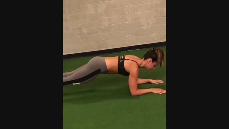 Тренировка для верха тела
