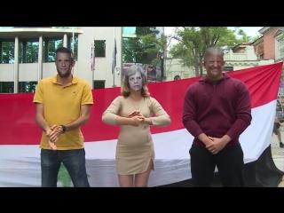 Протесты против белых касок. София, Болгария