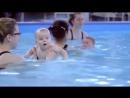 Младенцы бесстрашно плавают, ныряют и чувствуют себя как рыба в воде