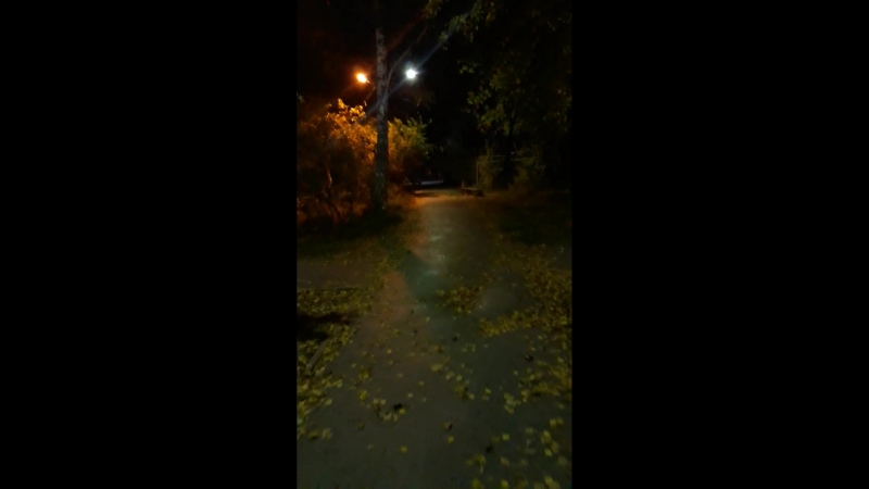 Осень в Среднеуральске