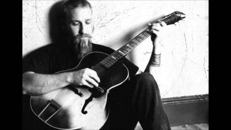 Steve Von Till - Black Crow Blues