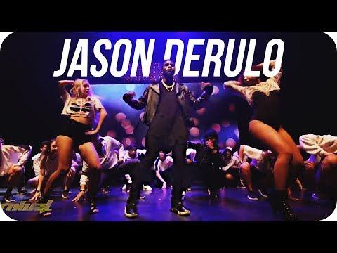 JASON DERULO DANÇA?! NÃO, ELE HUMILHA! - Tip Toe Choreography