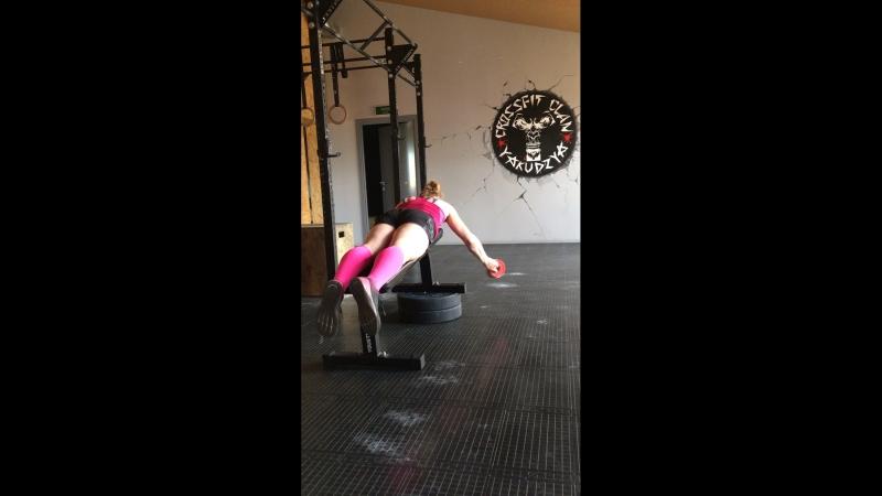 Стабилизационные упражнения на плечи