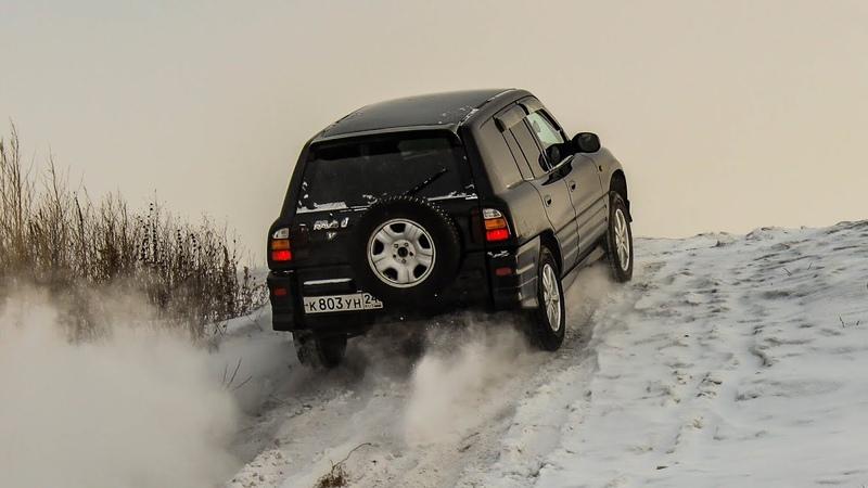 Toyota RAV4 Битва Сухарей полныйпривод jdm БИТВАСУХАРЕЙ