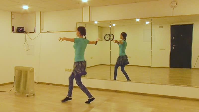 ATS® Fast Moves Turkish Shimmy 1 2 Half Turn @ танцевальный трайбл словарь