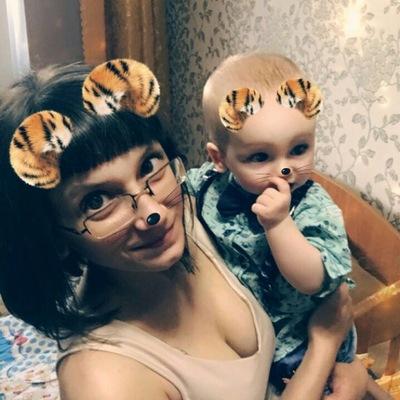 Настюша Колотушкина