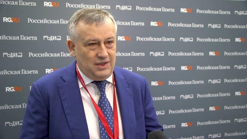 Александр Дрозденко о рекордных инвестициях, которые регион получит по итогам форума в Сочи