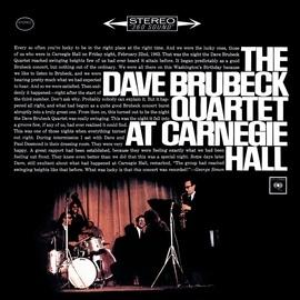 The Dave Brubeck Quartet альбом At Carnegie Hall