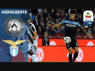 Udinese vs. Lazio _ Lazio Make It 4 Successive Wins _ Serie A