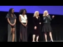 Patricia Clarkson supporting women in film
