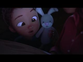 Забавный и милый рекламный мультфильм