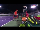 Grigor Dimitrov vs. Maximilian Marterer 4-6, 6-2, 6-1 BNP Paribas Open Indian Wells (R64) 23.03.3018. (No Comment)