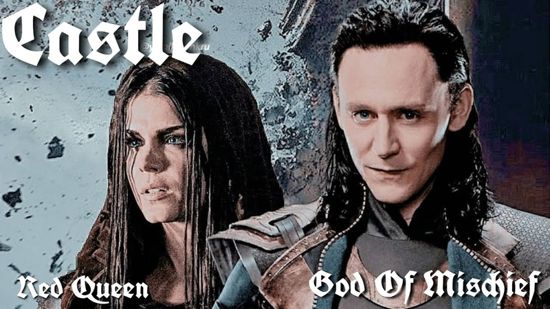 God Of Mischief and Red Queen (Loki and Octavia) | Castle