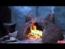Ли ЦзыЦи - ДЕВУШКА С ХАРАКТЕРОМ! Хлебная печь духовка своими руками!